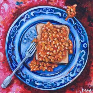 beans on toast on willow
