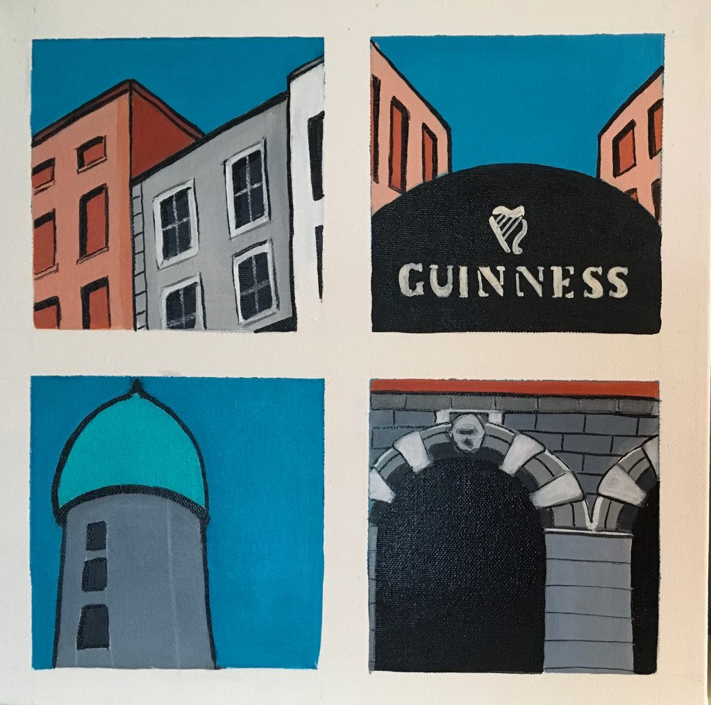 Snapshots of Dublin - Dublin 8 - from the Oldest House to the Iveagh Markets