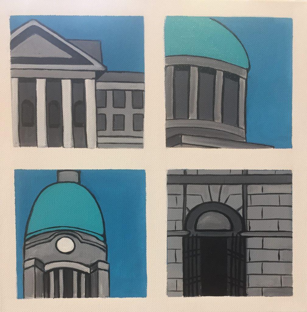 Snapshots of Dublin - from the GPO to Kilmainham Gaol