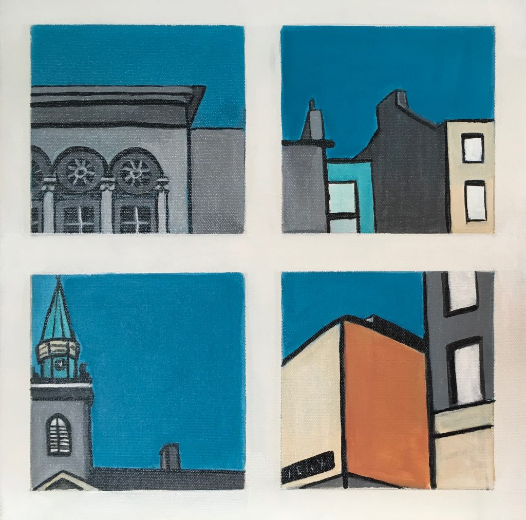 Snapshots of Dublin - from the National Gallery to the RHA