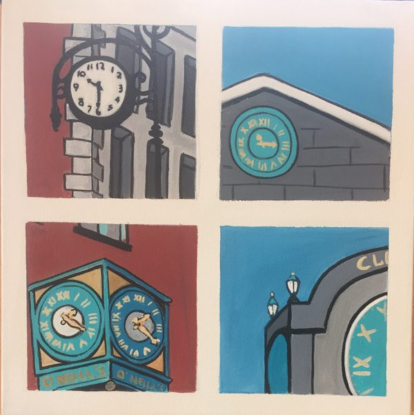dublin clocks
