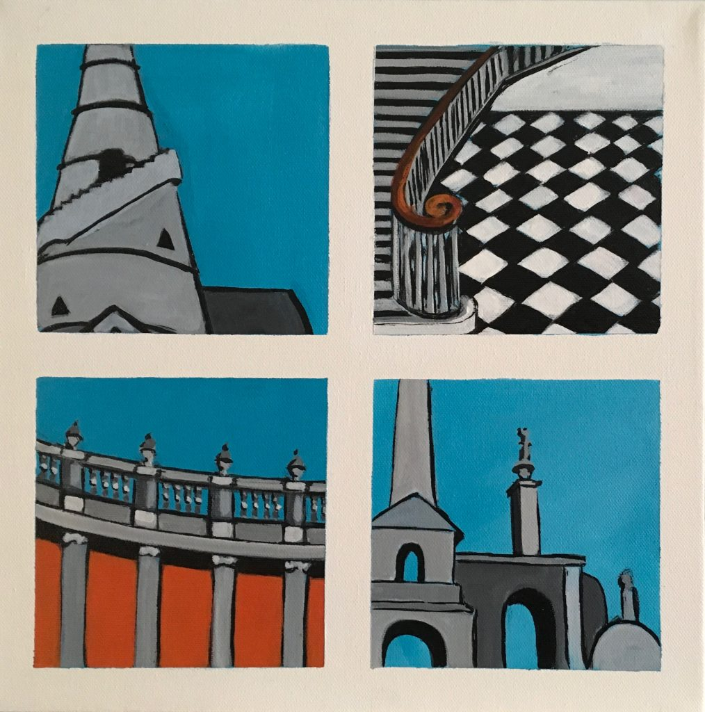 Snapshots of Castletown - from the Wonderful Barn to Conolly's Folly [SOLD]