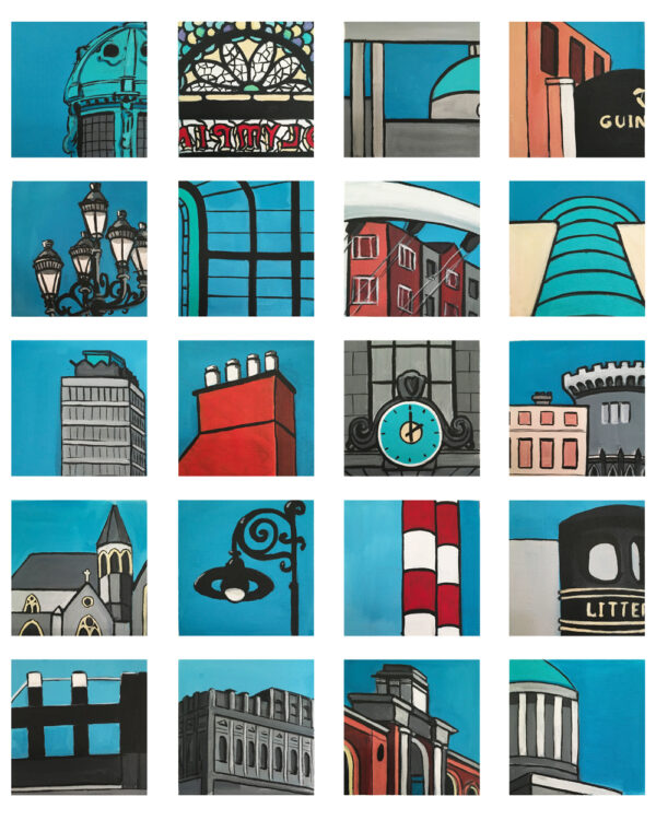 landmarks fine art