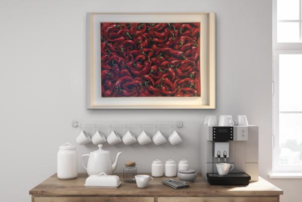 chilli painting