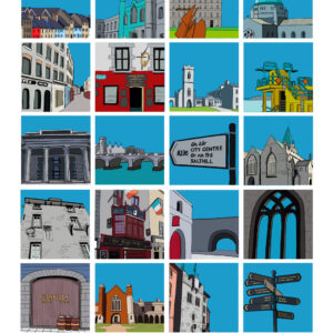 prints of galway ireland