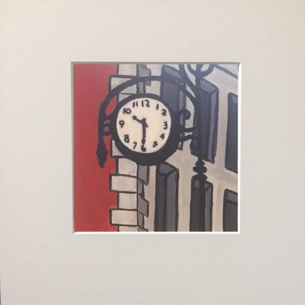 dublin clocks