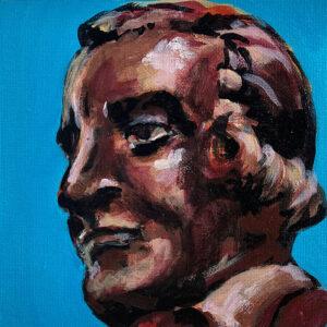 arthur guinness statue