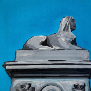 castletown house sphinx