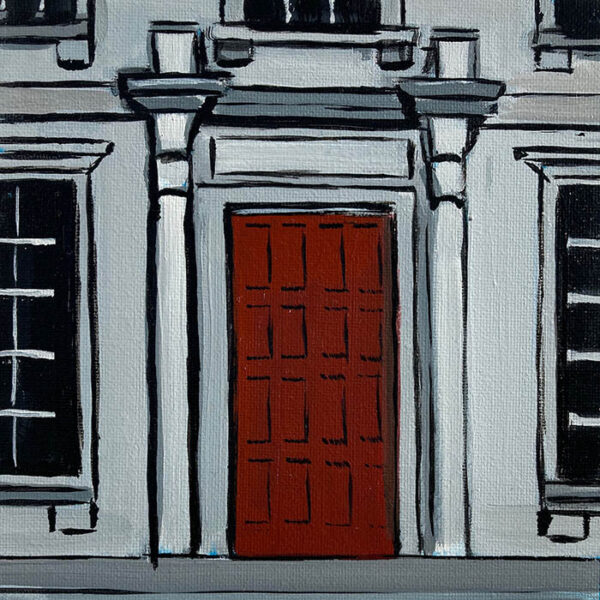 castletown house doors