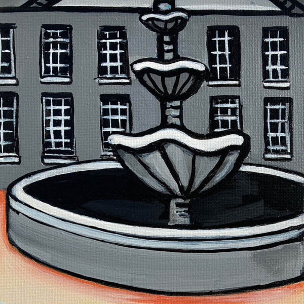 celbridge manor fountain