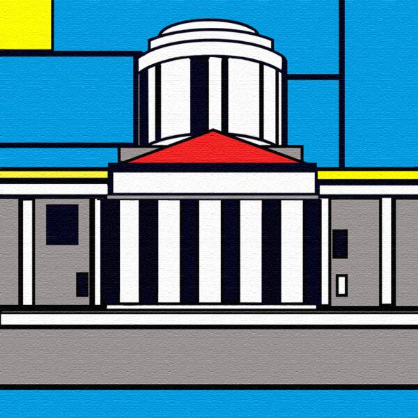 mondrian four courts